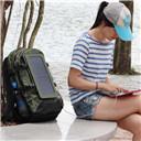 Solar Rechargeable Folding Bag