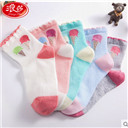 Children's lovely breathable socks