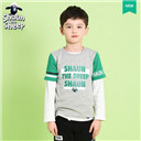 Private leisure short sleeve T-shirt