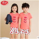 Watermelon cartoon suit children
