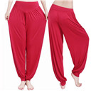 Yoga Pants Women Plus Size Colorful Bloomers