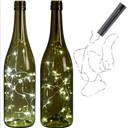 15LED Cork shape lights Bottle Fairy String Lights for Christmas Wedding Party