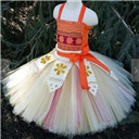 Moana Birthday Tutu Dress