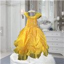 Beauty and the Beast Inspired Costume Dress