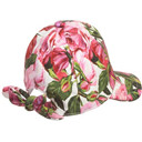 Girls Floral Sun Hats