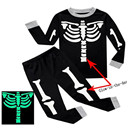 Skeleton Pajamas