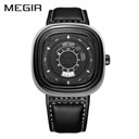 MEGIR Original Sport Watch Top Brand Men Watches Quartz Wrist Watch