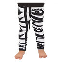 Girl's Footless Leggings