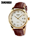 Mens Watches Top Brand Luxury Quartz Watch Skmei Fashion Casual Business Watch Male Wristwatches