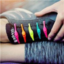 Shoelaces for Kids Lazy Multicolor for Sport Casual shoes Boots