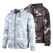 Lightweight Windbreaker Outdoor Jacket