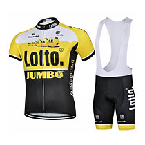Cycling Jerseys & Shorts