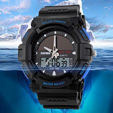 Sports Solar Powered Watches
