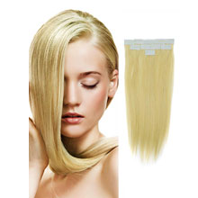 Tape Skin Weft PU Hair Extensions