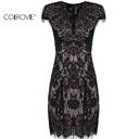 Black Bodycon Vestidos  Dresses