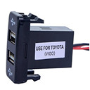 USB Charger for Toyota