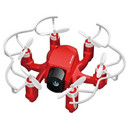 New FQ777 126C FQ777-126C 2.4G 4CH 6 Axis Gyro Headless Mode 360 Degree Eversion with HD Camera RC Quadcopter Spider Drone