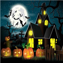 Photo Studio Photography Backdrops Halloween Background