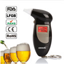 Digital Alcohol Breath Analyzer Tester