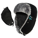 Bluetooth Washable Warm Hat with Speakers & Mic