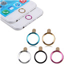 Home Button Ring Circle Cover Sticker Skin