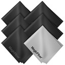 (6 Pack) MagicFiber Microfiber Cleaning Cloths - For All LCD Screens, Tablets, Lenses, and Other Delicate Surfaces