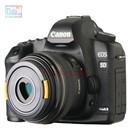 58mm Bokeh Effect Lens Cap Cover Filter for Artistic Romantic Scene Photography Camera Lenses 58 mm