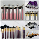 Jessup Makeup 10~15pcs Brushes Set