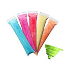 Disposable Ice Popsicle Mold Bags