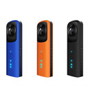 Mini 360 degree Video Camera HD Panoramic wifi Panorama VR Camera 360 Camera Dual fish-eye Camera for Smartphone