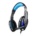 EACH G9000 3.5mm Gaming Headphone Headset with LED Light for Laptop PC Smartphone