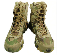 WILD Multicam Military Hunting Tactical Boots