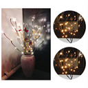 LED Willow Branch Lamp Floral Lights