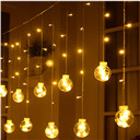 Led Light String Christmas Tree Decorations Christmas Ornaments