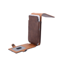 Double Deck Phone Case Bag Belt Clip Holster