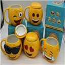 Smiling Face Emoji Mug