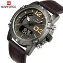 NAVIFORCE Fashion Luxury Brand Men Waterproof Military Sports Watches