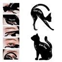 2 in 1 Cat Eyeliner Stencil
