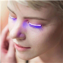 LED Strips False Eyelash Sticker