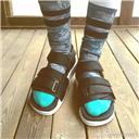 Flat Magic Joint Sandals