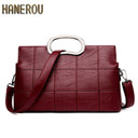 Fashion Women Bag Luxury Brand PU Leather Women Messenger Bags Shell Bag Ladies Handbags