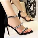 Luxury Crystal Wedding Shoes