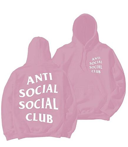 anti social hoody
