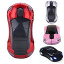 2.4GHz 3D Optical Wireless Mouse Mice Car Shape Receiver USB For PC Laptop