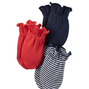 baby 3-Pack Mittens