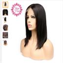 Slove Hair Human Hair Short Bob Wigs