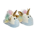 Girls Magical Unicorn Slippers