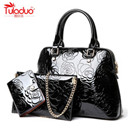 High Quality Patent Leather Women Handbags