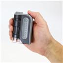 60x-120x Power LED Lighted Pocket Microscope
