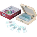 Microscope Slide Set for Basic Biological Science Education